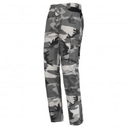 Pantaloni da lavoro ISSA LINE Mimetici Invernali 8029W