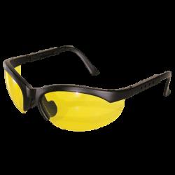 Occhiali lente gialla