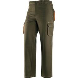 Pantaloni da lavoro elasticizzati TOP EUR STRETCH
