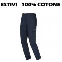 Pantaloni da lavoro Estivi in Cotone