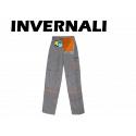 Pantaloni da lavoro Invernali