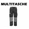 Pantaloni da lavoro multitasche