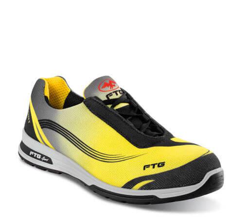 scarpe antinfortunistiche FTG estive
