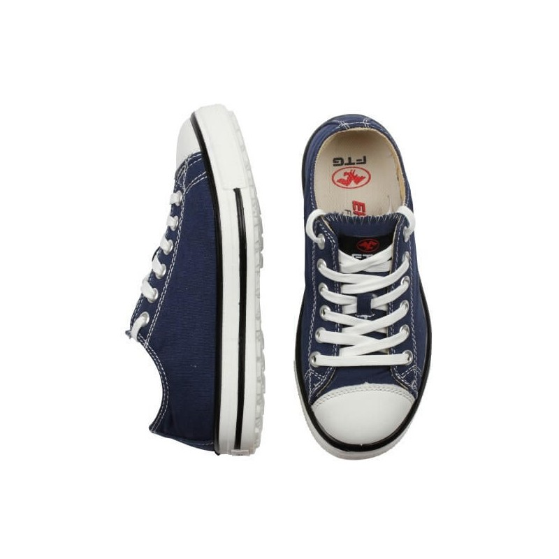 Scarpe antinfortunistiche FTG Blues low Converse S1P Leggere