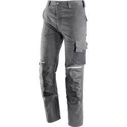 Pantalone da lavoro New Carpenter multitasche GB Neri
