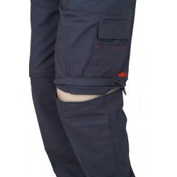 Pantaloni da lavoro 100% Cotone Accorciabili STRIP 8060 Issa