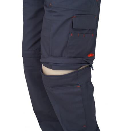 Pantaloni da lavoro 100% cotone STRIP Issa