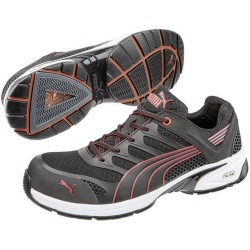 Scarpe antinfortunistiche Puma Fuse Motion Red Low S1P HRO SRC