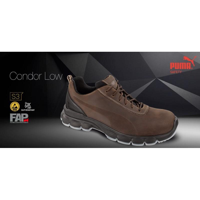 scarpe antinfortunistica puma s3