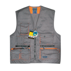 Gilet bicolore multitasche GOODYEAR