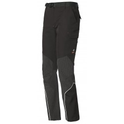 Pantaloni Invernali Tecnici Linea Extreme ISSA LINE in Softshell 8833B