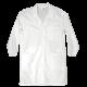 Camice in cotone 100% bianco