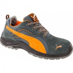 Scarpe antinfortunistiche Puma Omni Orange Low S1P SRC