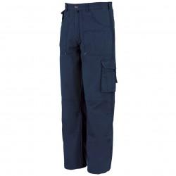 Pantaloni ISSA Multitasche 100% cotone JANY