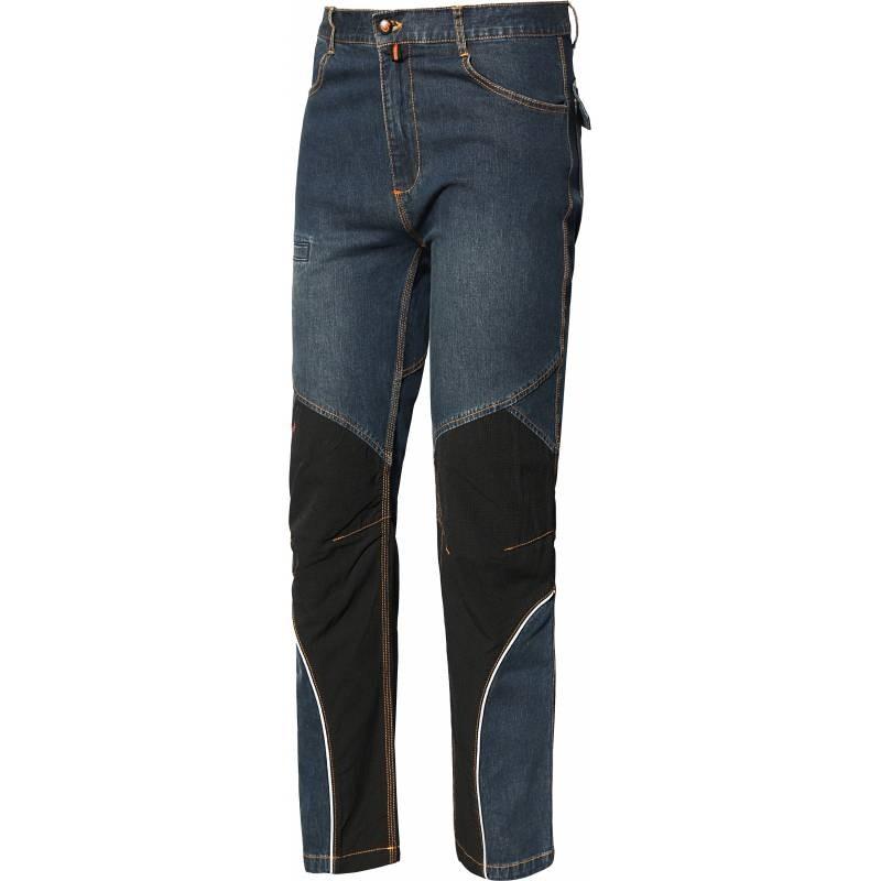 Jeans da lavoro Extreme Issa Line 8838B Stretch invernali