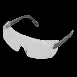 occhiali monolente incolore