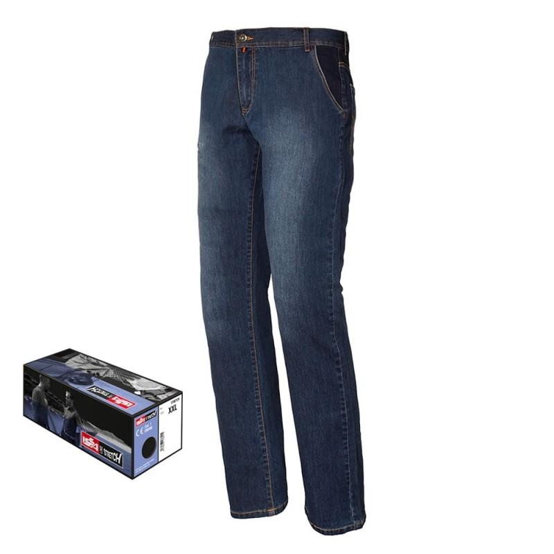 Jeans da lavoro LIGHT Stretch Issa Line - 8027b