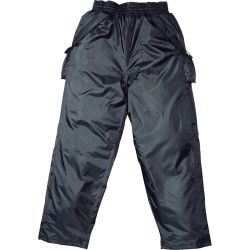 Pantaloni in nylon/PVC