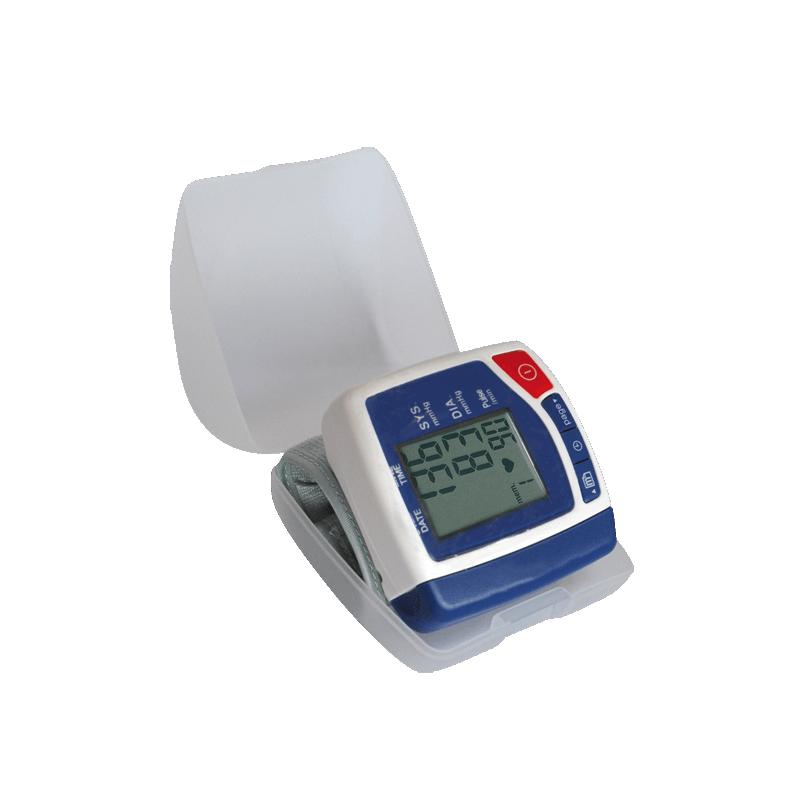 Sfigmomanometro a polso digitale