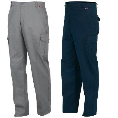 Pantalone da lavoro Estivo Leggero 100% cotone Summer ISSA - 8031