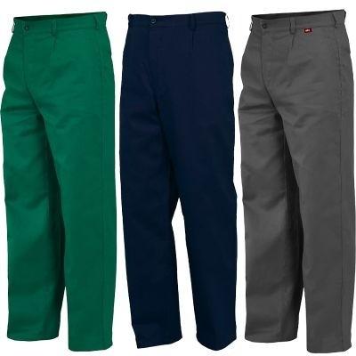 Pantalone da lavoro Europa 100% Cotone Issa Line - 8030