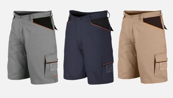 Pantaloncino corto ISSA LINE Cotone 100% 8934