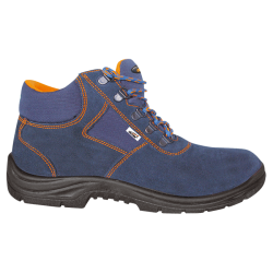 Calzatura trekking - Puntale + lamina S1P