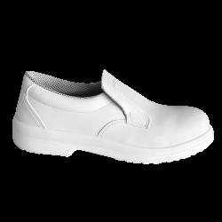 Calzatura bassa bianca - Puntale S2