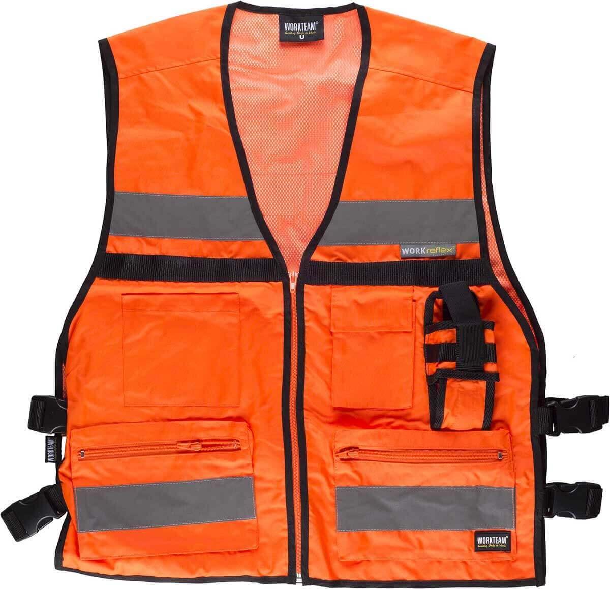 gilet-alta-visibilità-c3601-combi-workteam