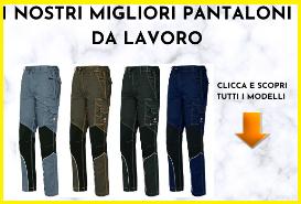 Migliori Pantaloni da Lavoro