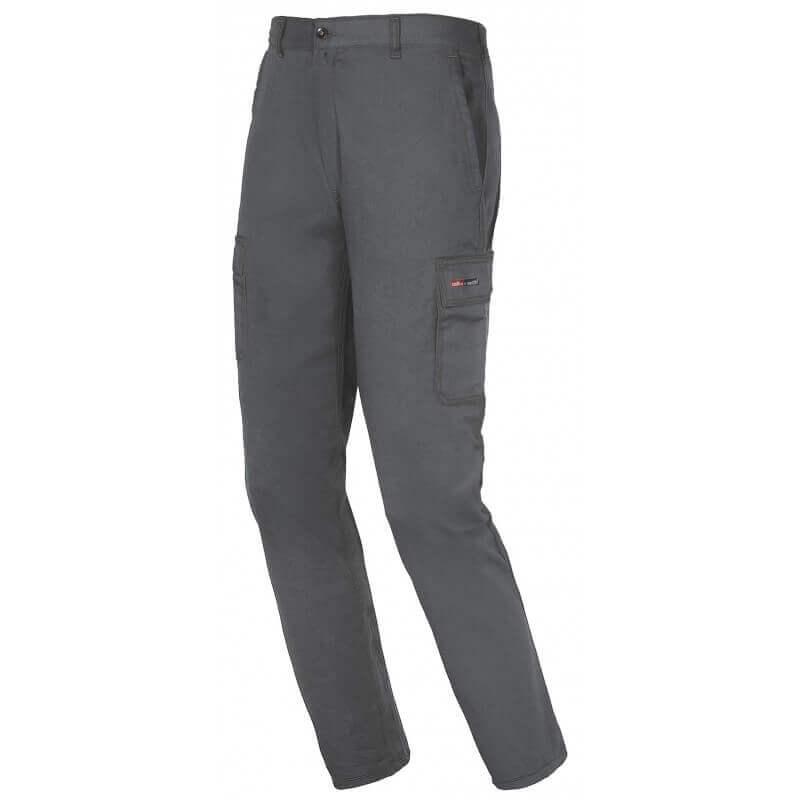 pantaloni da lavoro estivi cotone